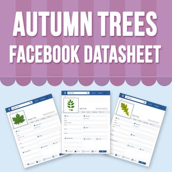 Autumn Trees - Facebook Datasheet