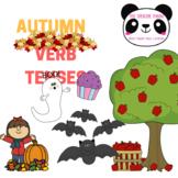 Autumn Verb Tenses