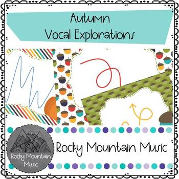 Autumn Vocal Expression Flashcards