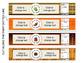 Autumn Water Bottle Labels-{Editable}
