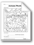 Autumn Weather and Acorns