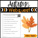 Autumn Webquest