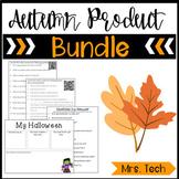 Autumn Webquest/Digital Resource Bundle