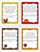Autumn Word Problems - Basic Operations grades 3 - 5