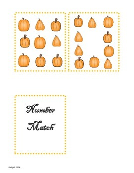 Autumn Workshop Math and ABC Centers