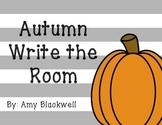 Autumn Write the Room