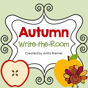Write the Room: Autumn