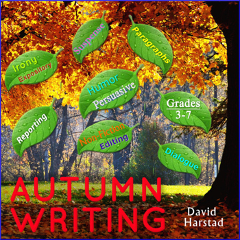 Autumn/Fall Writing Prompts: 33 Printable Worksheets (Grades 3-7)
