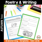 Autumn Writing Lessons and Activities