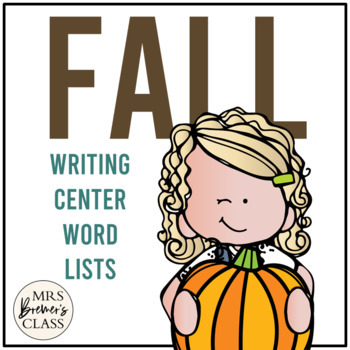 Fall Writing Center Lists