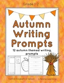 Autumn Writing Prompts: Grades 1-2