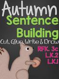 Autumn Sentence Building