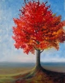 Autumn leaves on trees slide show