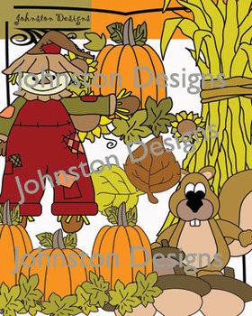 Autumn/Fall Clipart