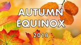 Autumnal Equinox Presentation / Lesson - Quiz, Activity,Fi