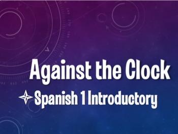 Avancemos 1 Bundle: Against the Clock Games