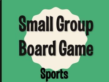 Avancemos 1 Bundle: Small Group Board Games