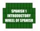 Avancemos 1 Bundle: Wheel of Spanish