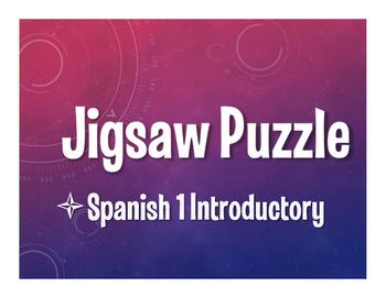Avancemos 1 Lección Preliminar Jigsaw Puzzles