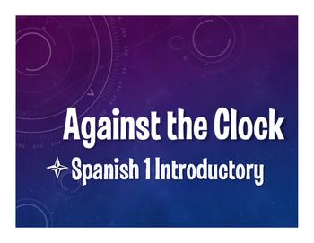 Avancemos 1 Lección Preliminar 2 Against the Clock