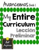 Avancemos 1 Lección Preliminar (Preliminary Chapter) ENTIR