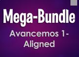 Avancemos 1 Semester 1 Mega-Bundle