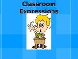 Avancemos 1 Preliminar Classroom Expression Vocabulary Presentation