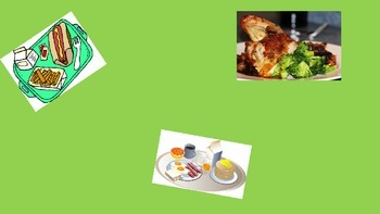 Avancemos 1 U3L1 3.1  Vocabulary Review Game- Food and Drinks IMPROVED!