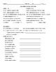 Avancemos 1: Unidad 1, Lección 1 Vocabulary and Grammar with KEY