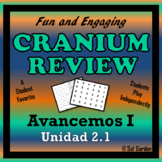 Avancemos 1 - Unidad 2 Leccion 1 - Fun Chapter Review