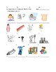 Avancemos 1 Chapter 8 Vocabulary 1 Identification Practice/Quiz