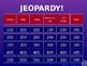 Avancemos 1 - Unit 2, Lesson 1 - Jeopardy Review Game