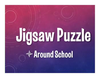 Avancemos 1 Unit 2 Lesson 1 Jigsaw Puzzle