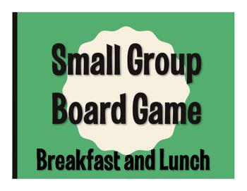 Avancemos 1 Unit 3 Lesson 1 Board Game