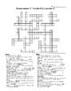 Avancemos 1, Unit 4 Lesson 2 (4-2) Crossword Puzzle