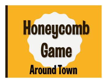 Avancemos 1 Unit 4 Lesson 2 Honeycomb