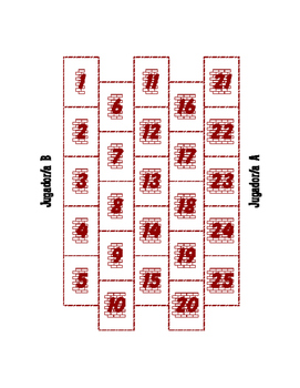 Avancemos 1 Unit 5 Lesson 1 Brickbreaker Game