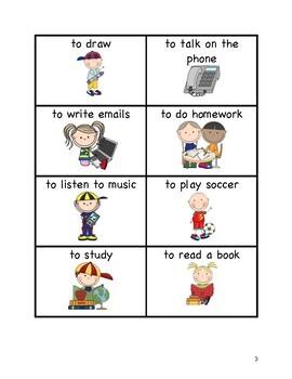 Avancemos 1 Vocabulary flashcards