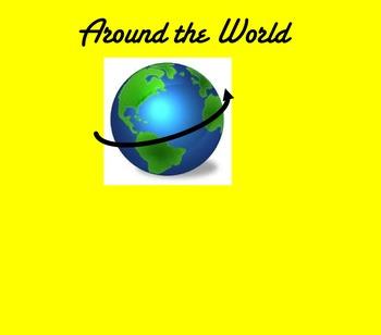 Avancemos 1.1 Around the World