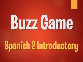 Avancemos 2 Bundle: Buzz Games