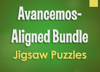 Avancemos 2 Bundle: Jigsaw Puzzles