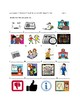 Avancemos 2 Chapter 7 Vocabulary 1 Identification Practice/Quiz