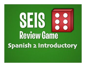 Avancemos 2 Lección Preliminar Seis Game
