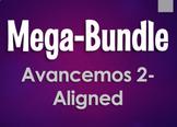 Avancemos 2 Semester 1 Mega-Bundle