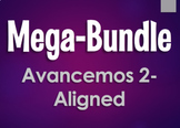 Avancemos 2 Semester 2 Mega-Bundle