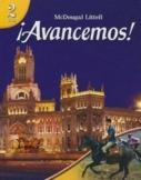 Avancemos 2 (Spanish 2) Curriculum Guide/ Pacing Guide/ We