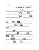 Avancemos 2 U1L1  Original Travel Story and comprehension