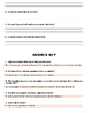 Avancemos 2 U1L2 Reading Comprehension Letter with Questions