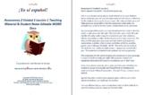 Avancemos 2 Unidad 1 Lección 1 Teaching Material & Student Notes Editable WORD