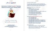 Avancemos 2 Unidad 3 Lección 2 Teaching Material & Student